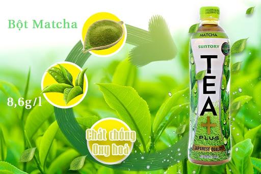 Trà Ô Long TEA+ Plus của công ty nào