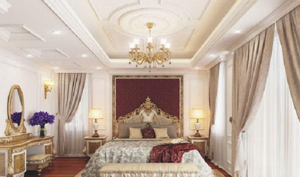 Trần Thạch cao - Mẫu trần được ưa chuộng trong kiến trúc hiện đại