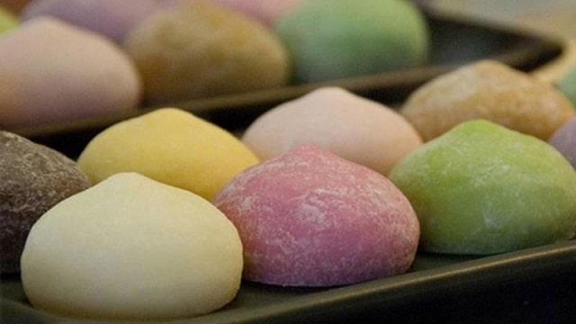 Các loại bánh làm từ bột nếp (1)
