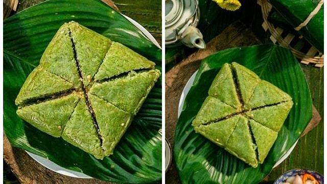 Các loại bánh làm từ bột nếp (3)
